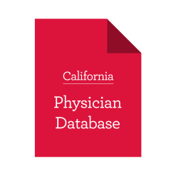 Database of California Physicians