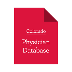 Database of Colorado Physicians