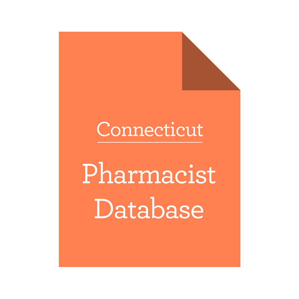 Database of Connecticut Pharmacists