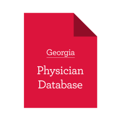 Database of Georgia Physicians