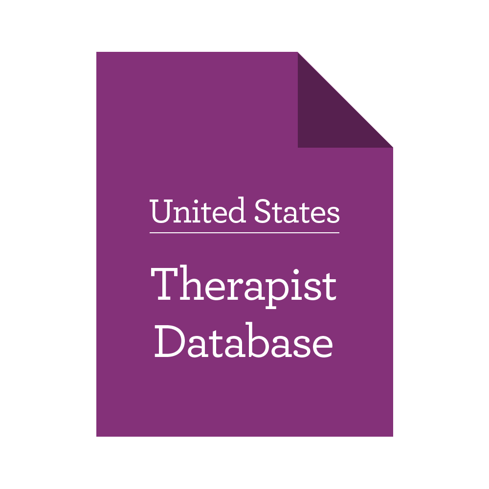 United States Therapist Database